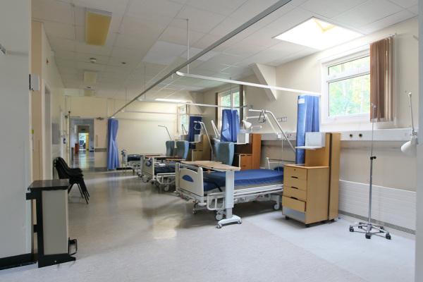 Ward 3 - Geriatrics - 8