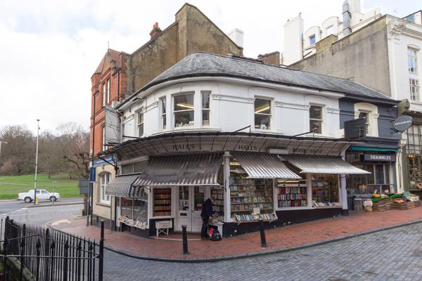 Halls Bookshop 1
