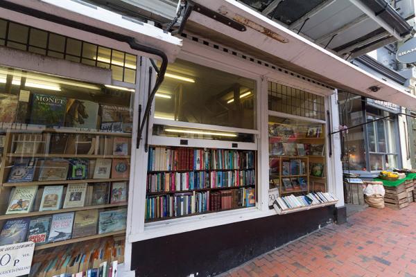 Halls Bookshop 2