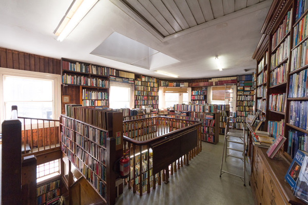 Halls Bookshop 6