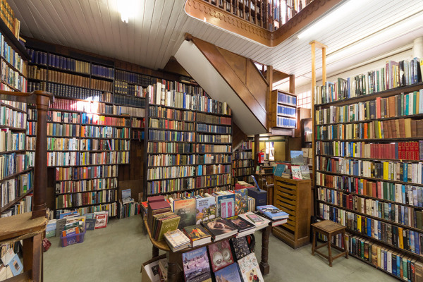 Halls Bookshop 7