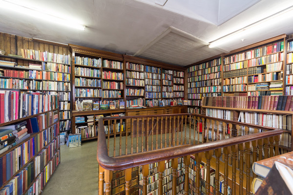 Halls Bookshop 10