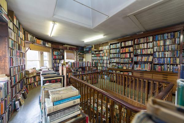 Halls Bookshop 11