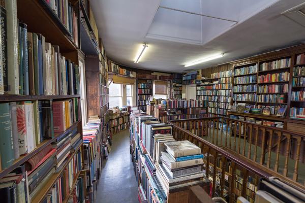 Halls Bookshop 12