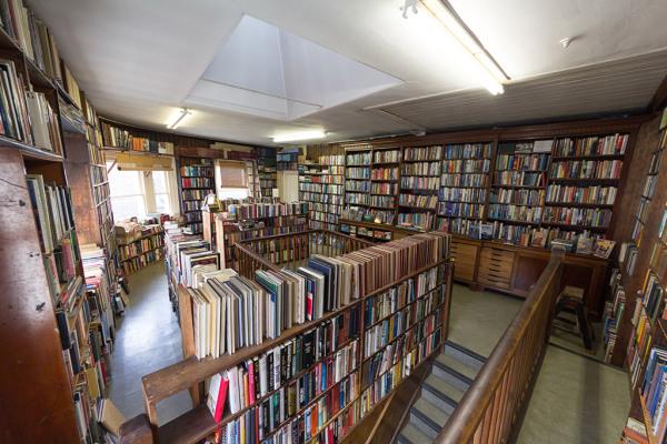 Halls Bookshop 13