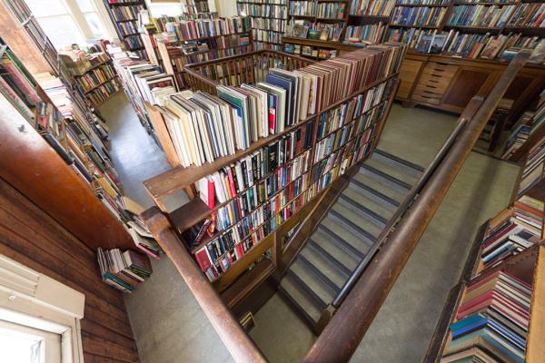 Halls Bookshop 14