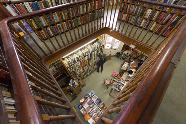 Halls Bookshop 16