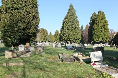 Cemetery Exterior