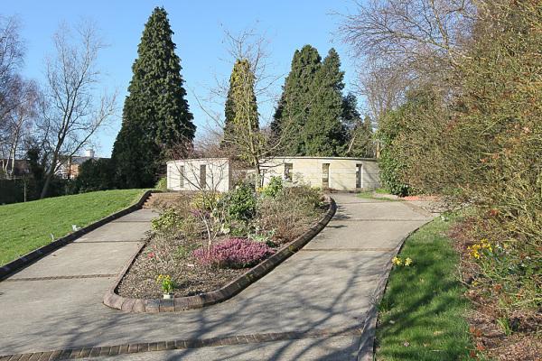 Childrens' Remberance Garden 1