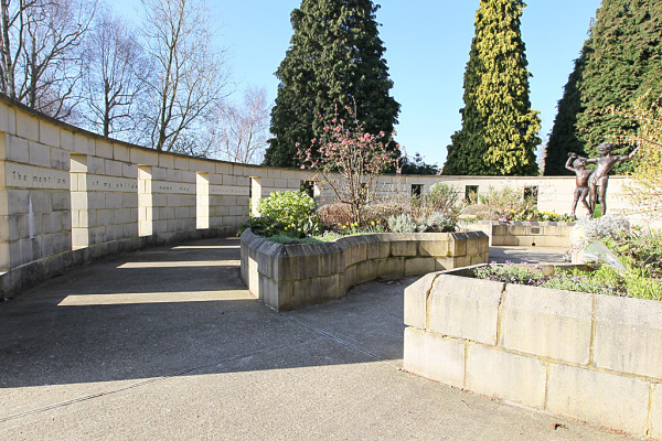 Childrens' Remberance Garden 2