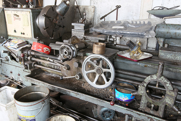 Lathe Workshop 5
