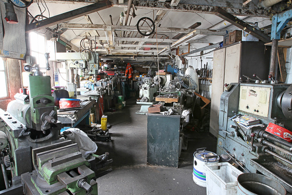 Lathe Workshop 6