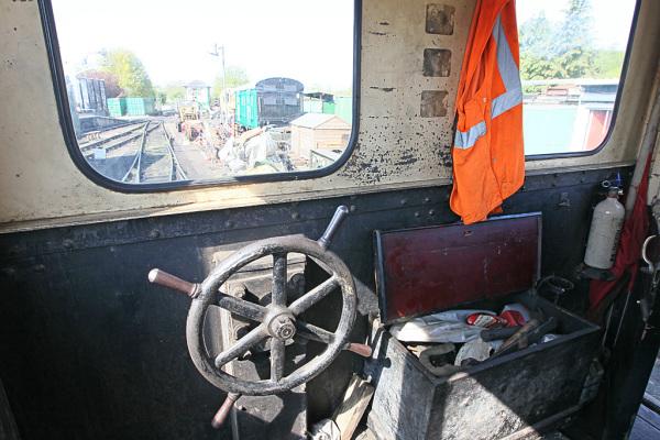 Drivers Area 14