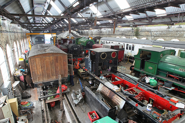 Train Shed 7