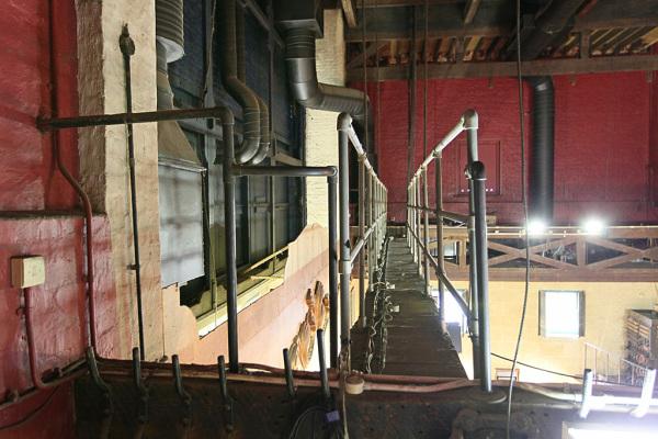 Behind Stage Upstairs 4