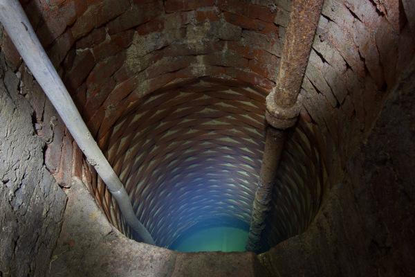 Underground Well 8