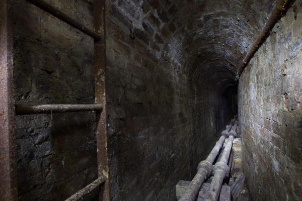 Underground Well 9
