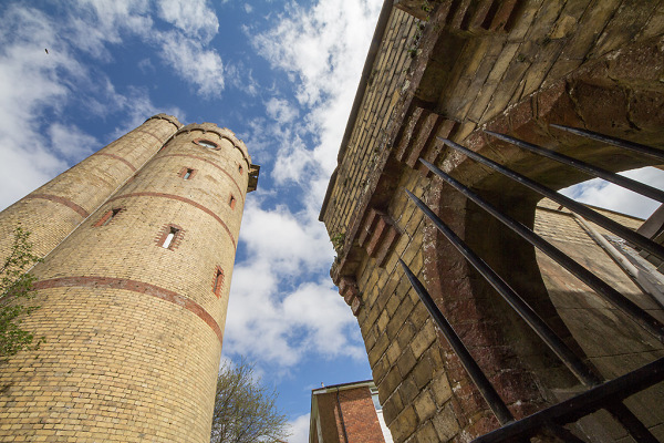 Tower Exterior 9