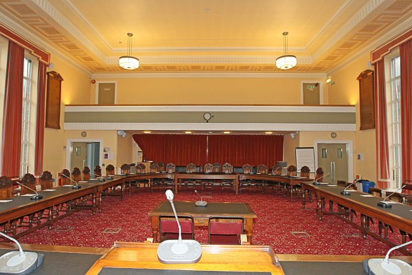Council Chamber 10