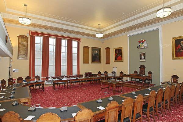 Council Chamber 11