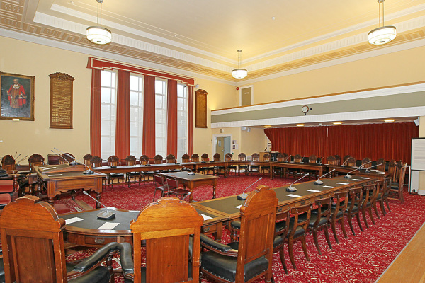 Council Chamber 12
