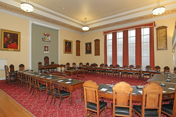 Council Chamber 13