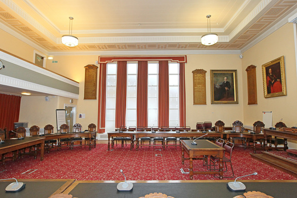 Council Chamber 14