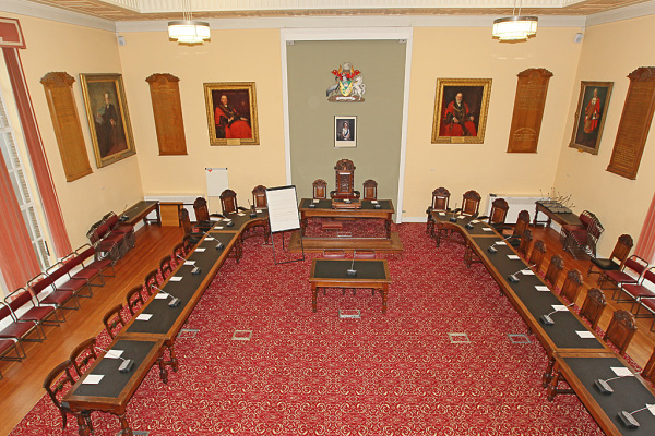 Council Chamber 15