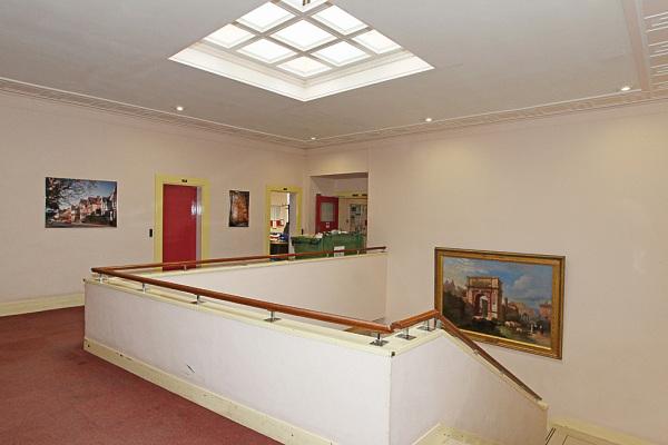 Lobby Area 1