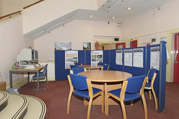 Lobby Area 4