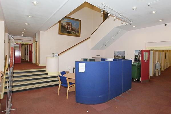 Lobby Area 5