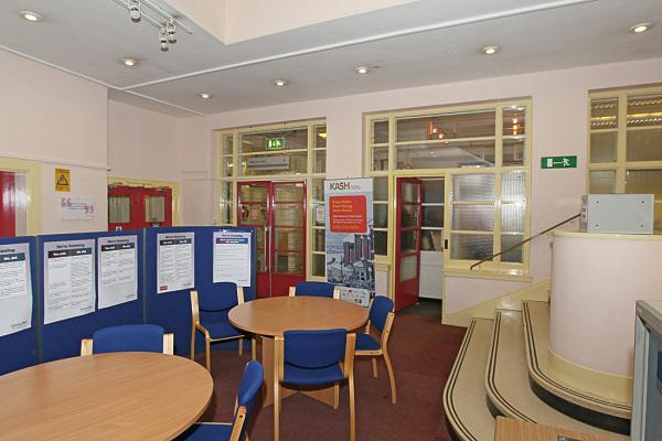 Lobby Area 7