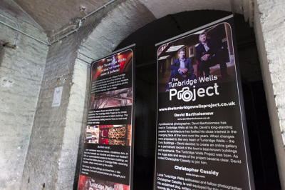 The TWP Exhibition