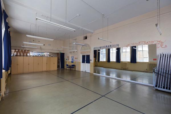 Downstairs Studio 4