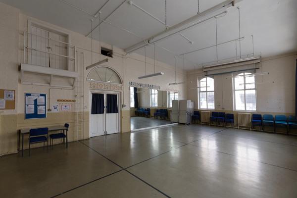 Downstairs Studio 5