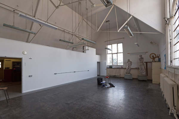 Upstairs Studio 1