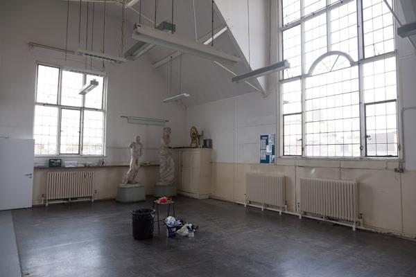 Upstairs Studio 5