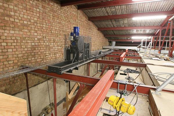 Above Auditorium 4