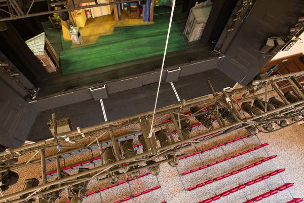 Above Auditorium 11