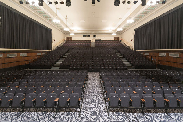 Auditorium Refurbishment 1