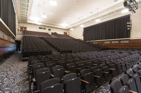 Auditorium Refurbishment 2