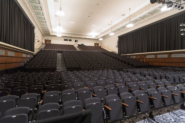 Auditorium Refurbishment 3
