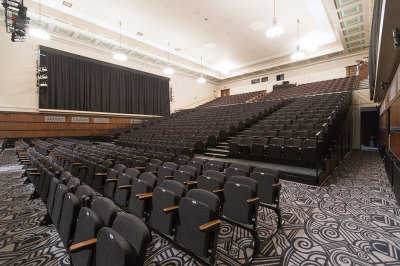 Auditorium Refurbishment
