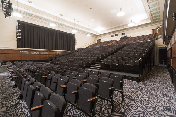 Auditorium Refurbishment 5