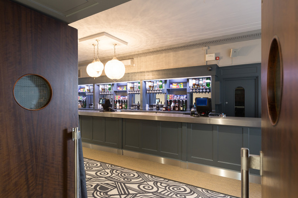 Bar Refurbishment 2