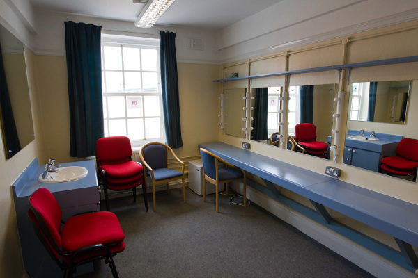 Dressing Rooms 1