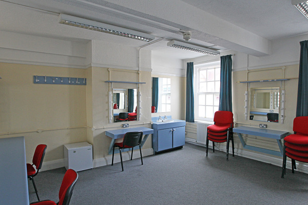 Dressing Rooms 3