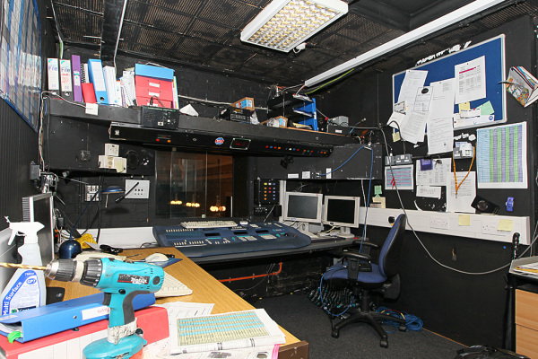 Projector Room 1