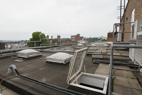 Roof Area 3