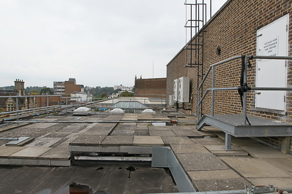 Roof Area 6
